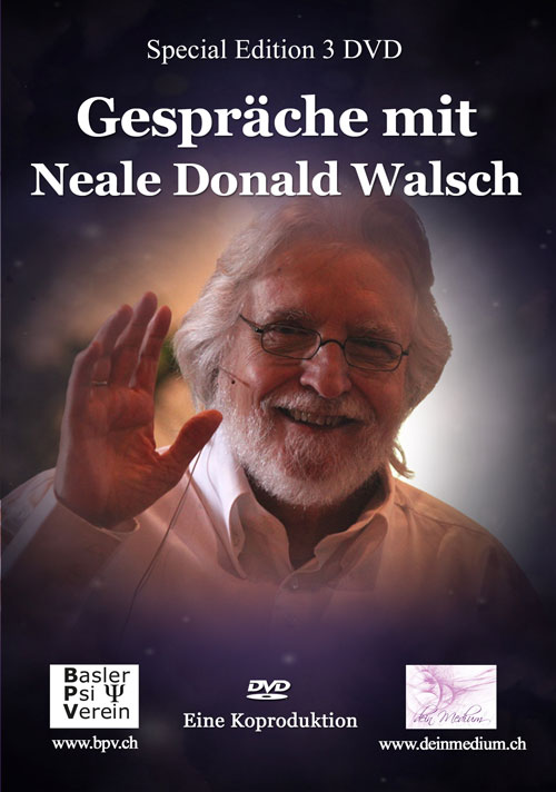 DVD Neale Donald Walsch in Basel